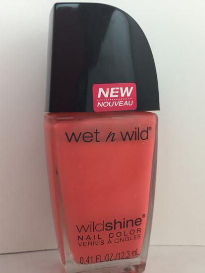 wet n wild blazed